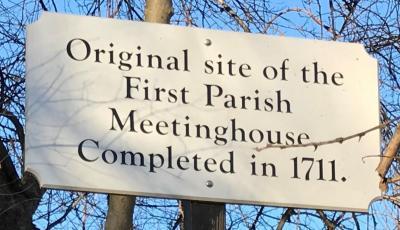 First Parish Meetinghouse