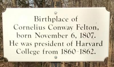 Felton birthplace