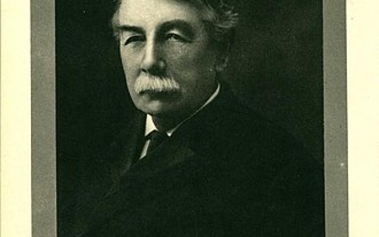 portrait of addison brown